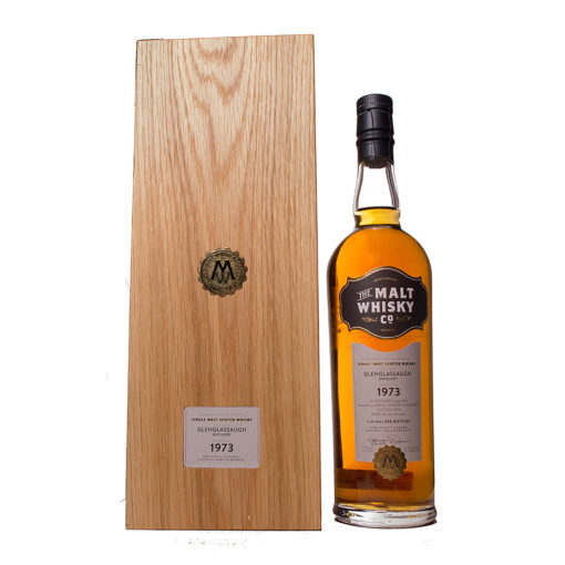 Glenglassaugh 1973 40Y Sherry The Malt Whisky