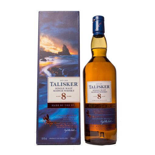 Talisker 8Y Release 2018 Original