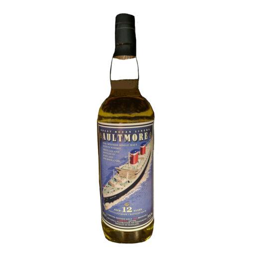 Ardmore 2008 11Y Ocean Liner WS Luzern 2020 Jack Wiebers Whisky World