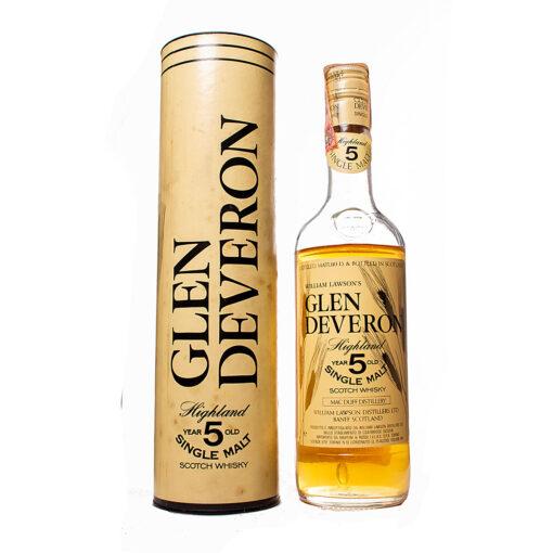 Glen Deveron 5Y Single Malts Original