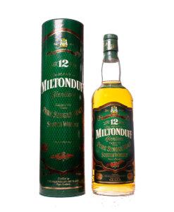 Miltonduff 12Y Pure Single Malt tall Bottle Original