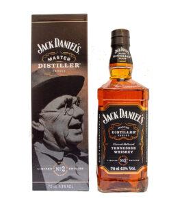 "Jack Daniels Master Distillers No2 limited Ed. ""Jess"" Motlow Original"