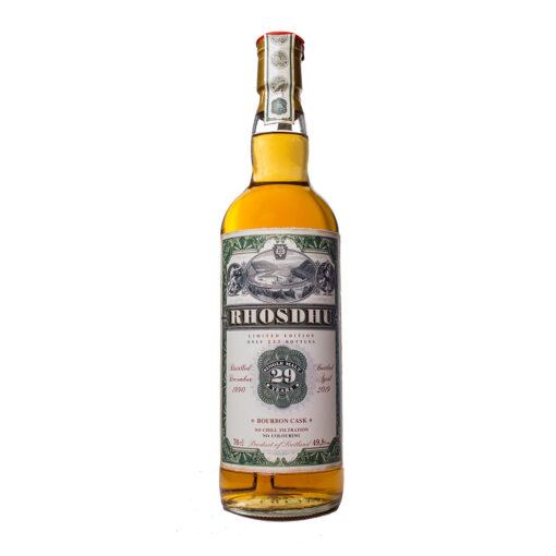 Rhosdhu 1990 28Y OTL Jack Wiebers Whisky World