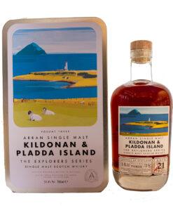 Arran Explorers Serie Vol. 3 Kildonan&Pladda Island Original