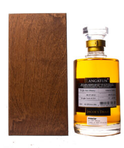 Langatun Jacob's Dram Pinot Noir Finish Original
