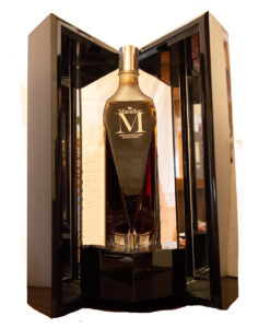 Macallan Easter Elchies big Black box with mirrors