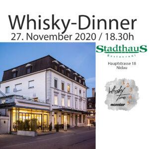 whiskydinner 27-11-20