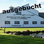 Glenallachie Whiskydinner ausgebucht
