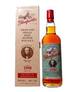 Glenfarclas 1990/2020 Ed. No. 24 Robert Brown Original
