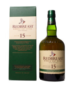 Redbreast 15Y white green box Original