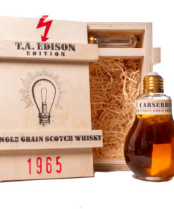 Carsebridge 1965 50Y Edison Edition Jack Wiebers Whisky World