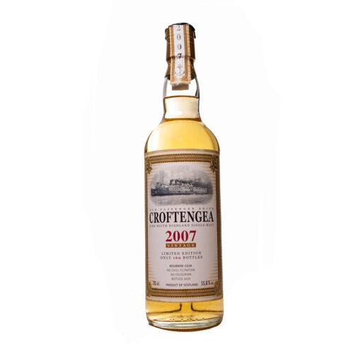 Loch Lomond 2007 12Y Croftengea Old Passenger Whiskyschiff Zürich 2020 Jack Wiebers Whisky World
