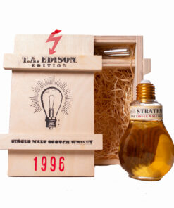 Strathmill 1996 22Y Edison Edition Jack Wiebers Whisky World