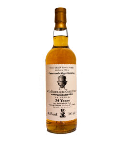 Cameronbridge 1984 34Y ADC Jack Wiebers Whisky World