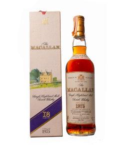Macallan 1975 18Y Original