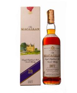 Macallan 1977 18Y Original