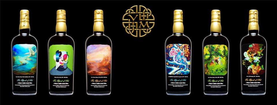 New Bottlings by Valinch & Mallet