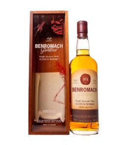 Benromach 1974 1997 Original