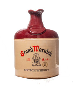 Grand Macnish 12Y Ceramic jug Original