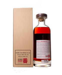 Karuizawa Multi Vintage #1 Intase 81/82/83/84 Bottling 2011 Original