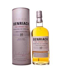 Benriach 10Y the smoky ten Original