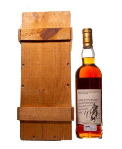 Macallan 1972 25Y Anniversary in woodenbox Original