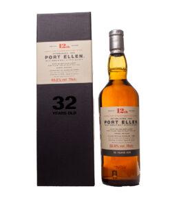 Port Ellen 1979 32Y 12th Release Original